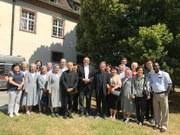 Besuch einer Delegation von Caritas Korea