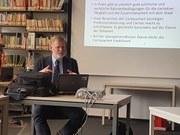 Gastvortrag von Dr. habil. Tadeusz Kamiński (Warschau)