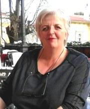 """Dipl. Caritaswiss. Dr. med. (HR) Andrijana Glavas auf dem Symposium """"Kroatische psychiatrische Tage"""""""