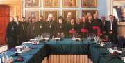 Gespräche zwischen Katholischer und Russisch-Orthodoxer Kirche