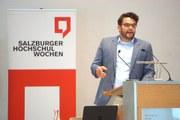Publikumspreis der Salzburger Hochschulwochen (2. Platz) an Christoph Koller