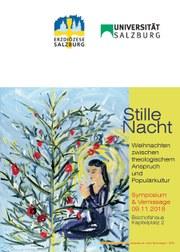 Stille Nacht - Weihnachten zwischen theologischem Anspruch und Populärkultur (09.11.2018)