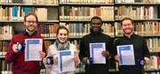 ProTheo: Abschluss des Mentorings für internationale Studierende