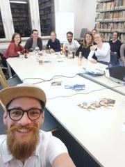 """""""Kompass Arbeitswelt"""" von ProTheo: Absolvent berichtet über die Katholische Journalistenschule"""
